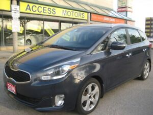 2014 Kia Rondo, 7 Passenger, Leather, Camera, Extra Clean
