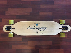 Loaded Dervish Flex 2 Longboard