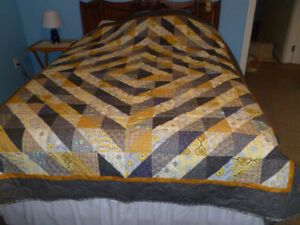 BEAUTIFUL HANDCRAFTED QUILTS