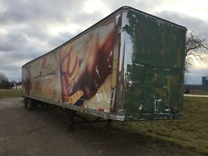 Aluminum tractor trailer for sale 600$ London Ontario image 4