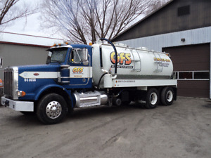 SEPTIC TANK CLEANING/PUMPING