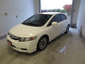 2011 Honda Civic Sedan EX-L at