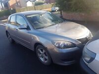 Mazda 3 TS 1.6 6months test runs and drives++