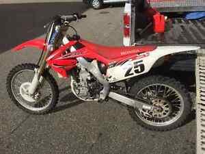 2011 CRF 250R