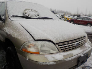 2001 Ford Windstar Now Available At Kenny U-Pull Cornwall