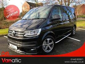 2018 VW Transporter Sportline 204PS SWB T32 Panel Van SWB