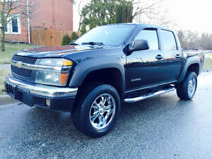 2005 Chevrolet colorado Z71, EXTENDED  CAB 4X4 LOADED