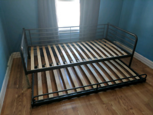 Ikea daybed with trundle