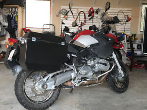 2004 BMW R1200 GS for sale or trade for 450 or 500 KTM