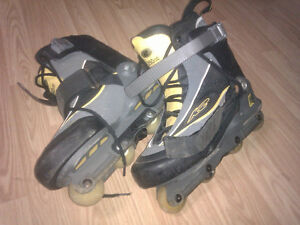 Great Opportunity! Professional Rollerblades K2 250cc