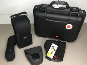 ASSORTED PHOTOGRAPHY ACCESSORIES FOR SALE