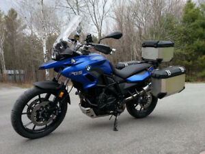2015 BMW F700GS – Excellent Condition!