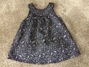 Joe fresh lace print dress