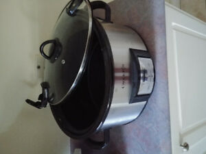 Slow cooker LIKE NEW