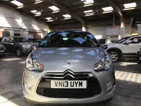 Citroen Ds3 Dsport Plus Convertible 1.6 Manual Petrol