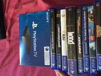Ps4 games and accessories from £10