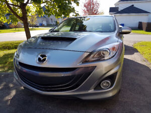 2012 MazdaSpeed 3 Technology Package (Low Mileage)