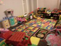 Experience daycare in Hampton village on Richardson bay
