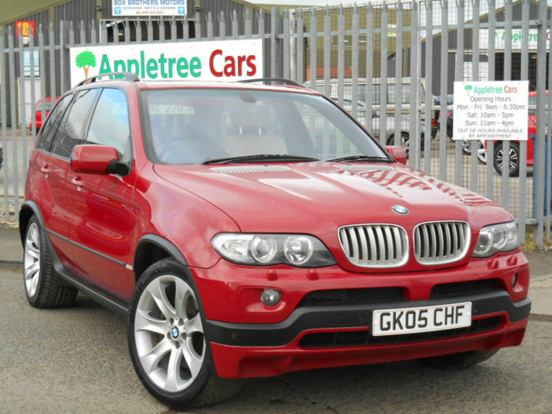 2005 05 bmw x5 in newcastle tyne and wear gumtree. Black Bedroom Furniture Sets. Home Design Ideas