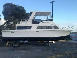 Penguin 10 metre Flybridge For Sale or Trade up to newer boat Woodbridge Swan Area Preview