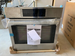 New never used Bosch 30 wall oven HBL8451