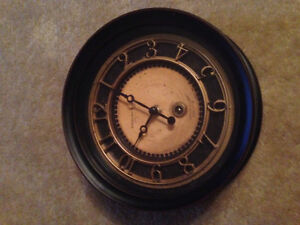 Wall Clock - Sterling & Noble