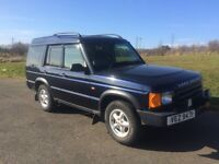 Land Rover Discovery 2 V8 LPG