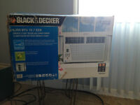 Air Conditioner *** Black & Decker 6000 BTU *** Climatisateur