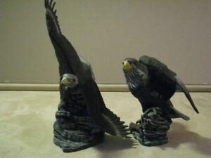 Ceramic Eagles (2)