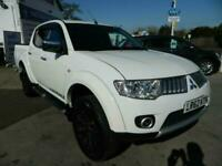 Mitsubishi L200 2.5DI-D CR ( EU V ) 4WD ( lth ) LB Double Cab Pickup Warrior for sale  Hastings, East Sussex