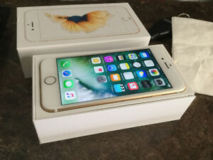 GOLD IPHONE 6s - unlocked - new in box - BUY OR TRADE