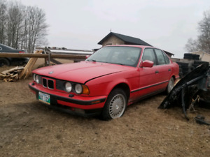 1990 bmw 525i