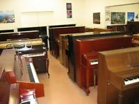 ANNUAL PIANO CLEARANCE SALE STARTING April 28, 2015