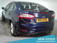 2012 FORD MONDEO 1.6 TDCi Eco Titanium 5dr [Start Stop]
