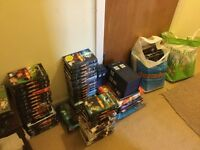 Free for uplift to charity Dr Who items & 90 Stargate dvds plus display unit see my other ads