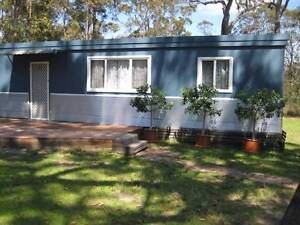 Tomerong cabin fully furnished/self contained Tomerong Shoalhaven Area Preview