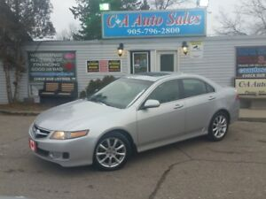 2008 Acura TSX Need a non accidents Acura for winter ?