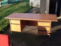 Desk 5 Drawers