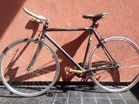 single speed bike - fast