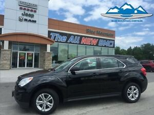 2012 Chevrolet Equinox LS  ACCIDENT FREE, TOW PACK, BLUETOOTH, C