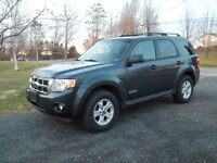 2008 Ford Escape XLT SUV 4x4