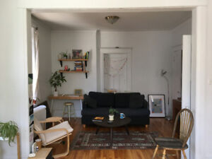4 1/2 lease transfer for September - Outremont/Mile End - SWAP