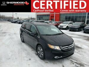 2015 Honda Odyssey Touring| FULLY LOADED|REMOTE START|