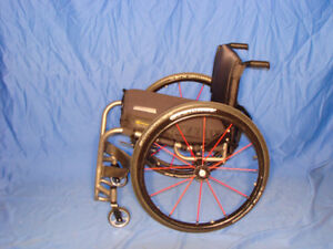 Wheelchair - Hi Lite Titanium - Model #70