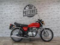 1977 Honda CB400 Four - collectors piece