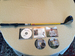 Left Hand Momentus Indoor Driver - Includes Instructional DVDs Gatineau Ottawa / Gatineau Area image 1