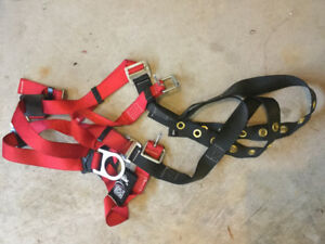 Roofing harness. New