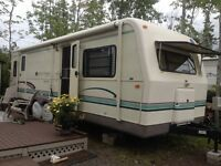 For sale:  1997 29ft Holiday Rambler Aluma-Lite Travel Trailer