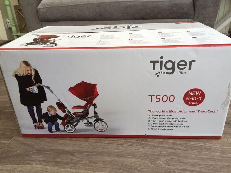 BRAND NEW IN BOX Little Tiger T500 6 in 1 trike RRP 163130  : 86 from www.gumtree.com size 800 x 600 jpeg 65kB