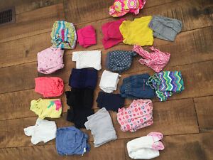 3-6m baby girl spring/summer lot